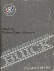 1992 Buick Roadmaster Service Manual