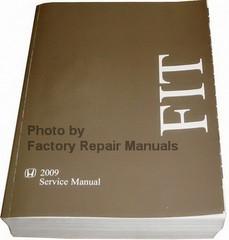 Honda Fit 2009 Service Manual