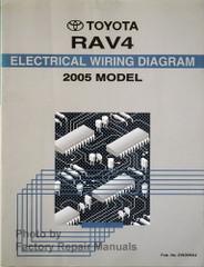 2005 Toyota RAV4 Wiring Diagrams