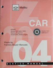 2004 Dodge Ram Truck Factory Service Manual Set 1500 2500 ...