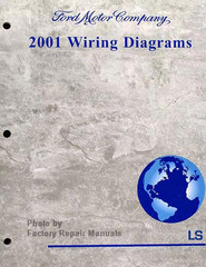 2001 Lincoln LS Wiring Diagrams