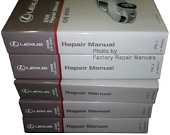 2008 Lexus GS450h Repair Manuals