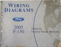 2005 Ford F-150 Wiring Diagrams