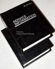 2007 Suzuki XL7 JC636 Service Manuals
