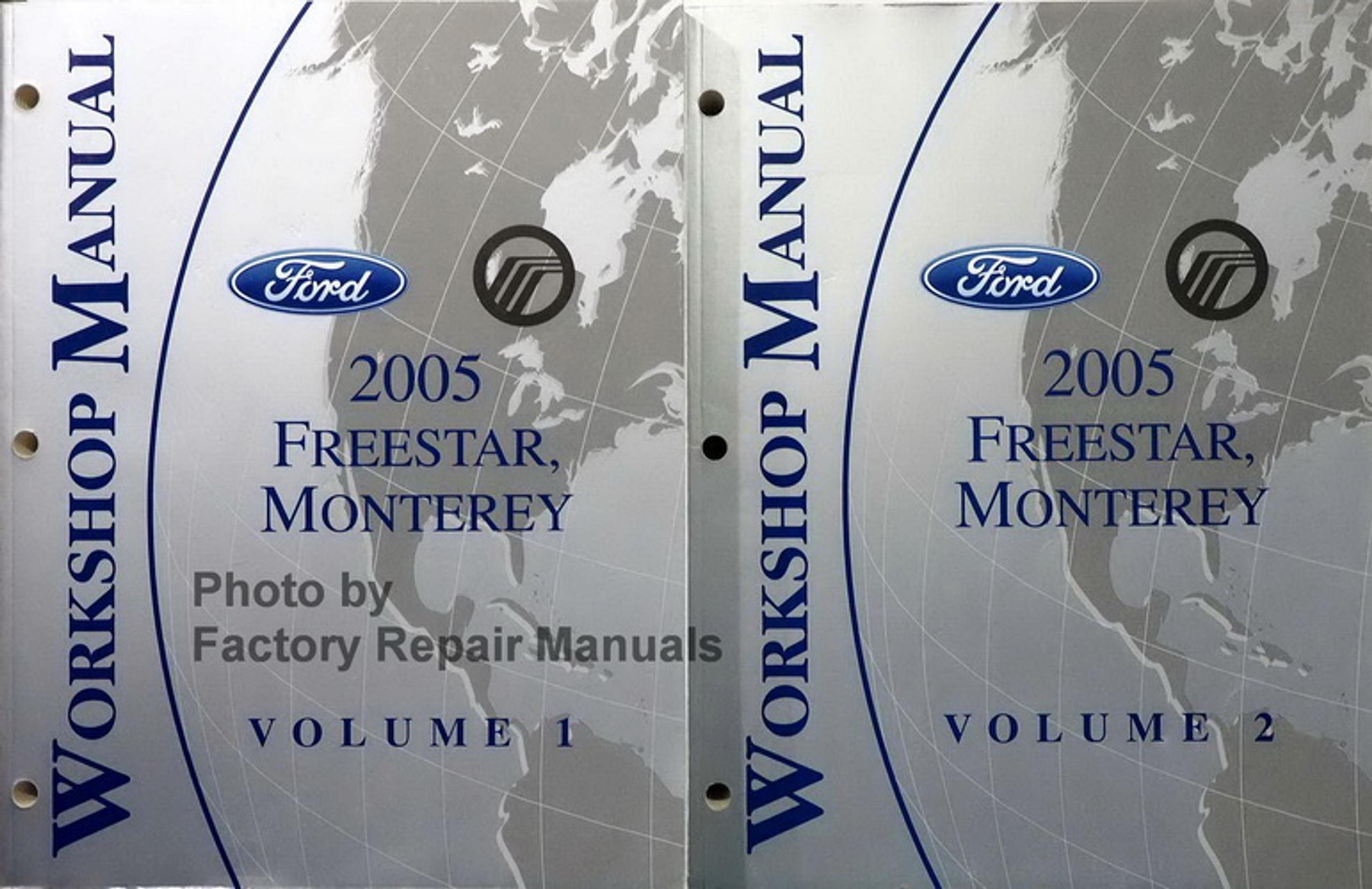 2005 Ford Mustang Electrical Wiring Diagrams Original