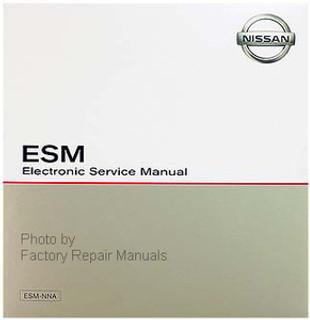 Nissan - Nissan - Xterra - Page 1 - Factory Repair Manuals