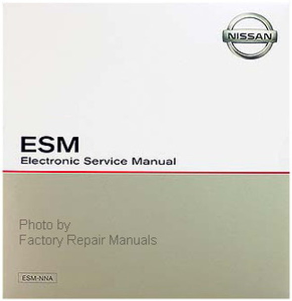 2015 Nissan Altima Factory Service Manual Cd