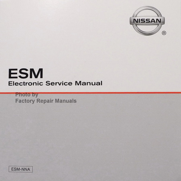 2006 Infiniti G35 Sedan ESM Electronic Service Manual