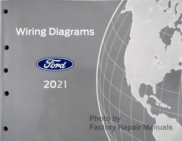 2021 Lincoln Corsair Electrical Wiring Diagrams