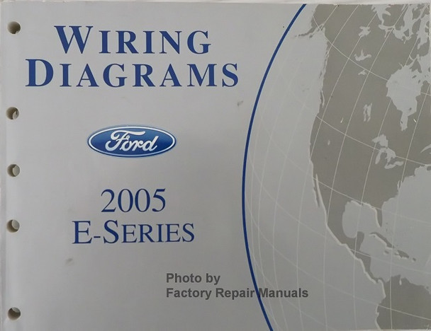2005 chrysler crossfire wiring diagram 2005 ford e150 e250 e350 e450 econoline van club wagon electrical  2005 ford e150 e250 e350 e450 econoline