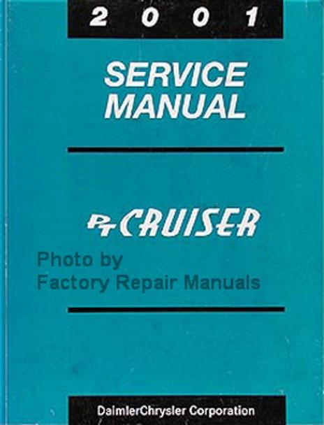 2001 Service Manual PT Cruiser