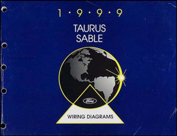 1999 Ford Taurus Mercury Sable Electrical Wiring Diagrams