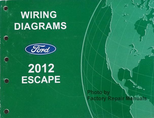 2012 ford escape wiring diagram 2012 ford escape electrical wiring diagrams manual gas models 2012 ford escape trailer wiring diagram 2012 ford escape electrical wiring