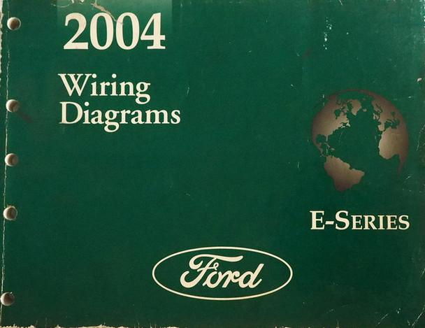 2004 ford e250 fuse diagram 2004 ford econoline van wagon e150 e250 e350 e450 electrical  2004 ford econoline van wagon e150 e250