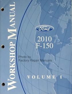 Ford 2010 F-150 Workshop Manual