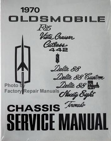 Automotive Service & Repair Manuals ispacegoa.com 1970 Olds ...