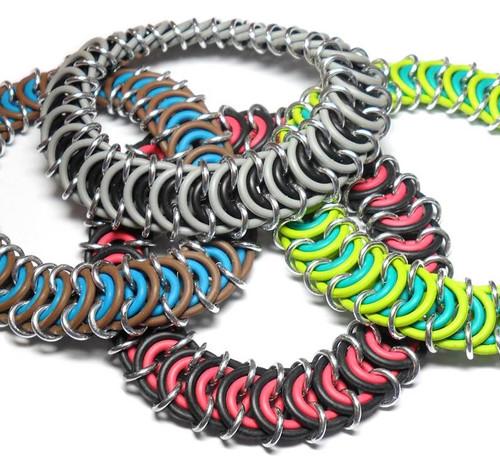 14-0421.11s Stretchy Vertebrae Bracelet - VEC Short