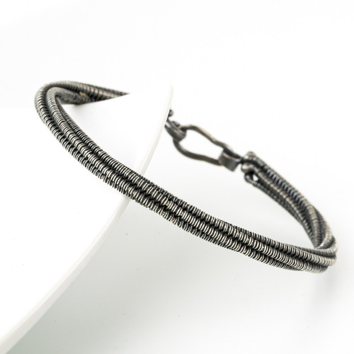 17-0421.35 Twisted Tube Bracelet