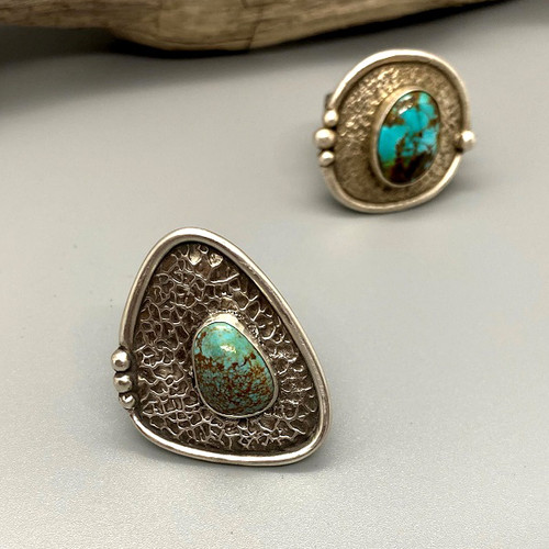 18-0421.03 Turquoise Ring