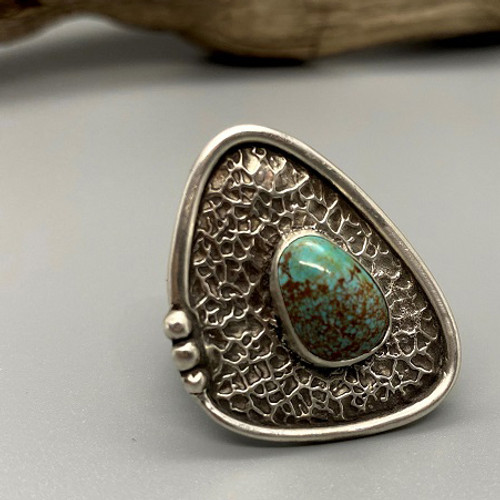 Turquoise Ring Extended Viewing