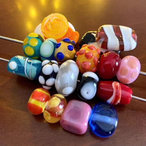 16-0421.01 Beginning Lampwork Beads - Quickstart