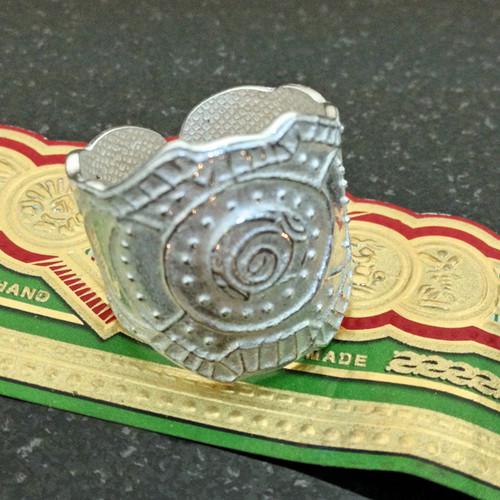 15-0421.23 Cigar Band Ring (PMC960)