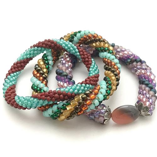 24-1021.13 Tubular Bead Crochet Bootcamp