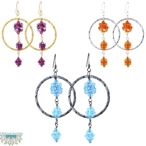 24-1021.03  Lyra Aerialist Earrings