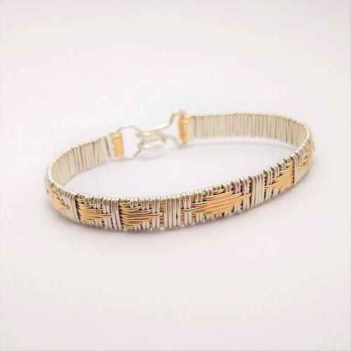 22-1021.06  Aztec Inspired Bracelet