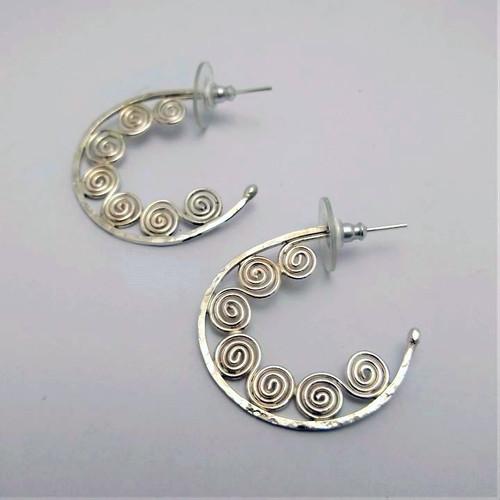 24-1021.02 Vortex Earrings