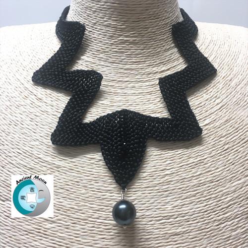 22-1021.08  Spider Necklace