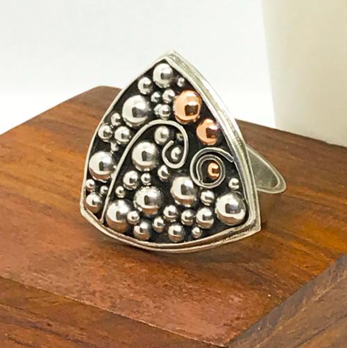 21-1021.12  Granulated Ring