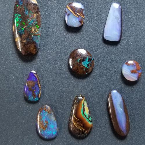 21-1021.26 Adv Cutting & Polishing Boulder Opals