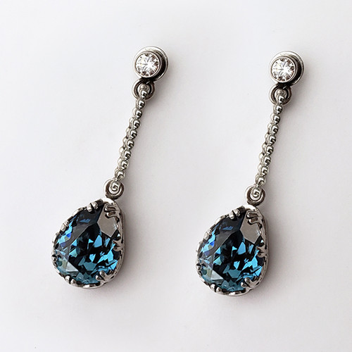 22-1021.03  Vienna Opera Earrings