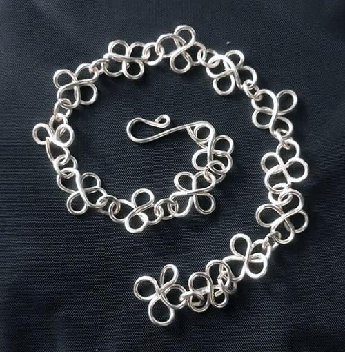 20-1021.07s Easy Textured Chain - VEC Short
