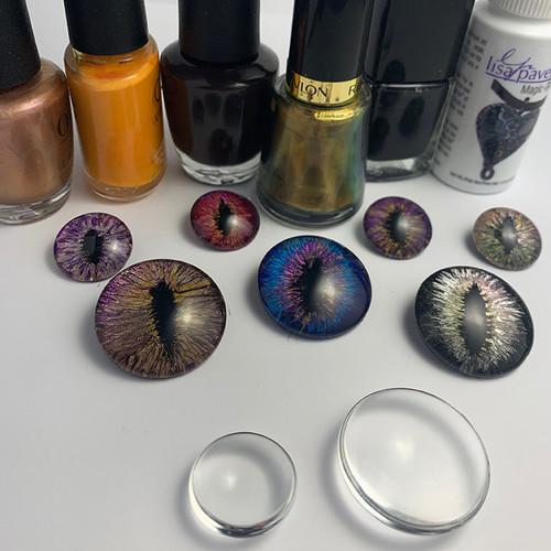 20-1021.20s Eye Painting - VEC Short