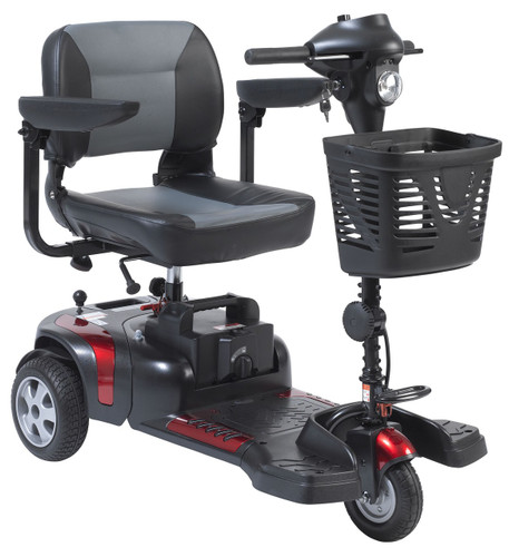 Mobility - Scooters - Heavy Duty Scooters - Smart Aging LLC