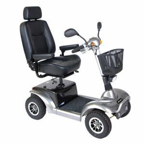 4-Wheel Scooters by Pride Mobility and Golden Tech