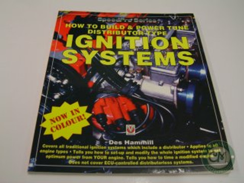 How to Build & Power Tune Ignition Systems by Des Hammill