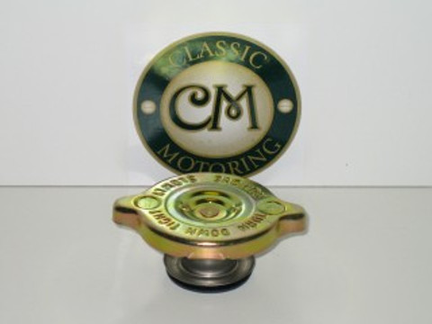 Radiator Cap - 13psi - Long Neck