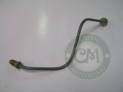 Brake Pipe, Hose to Wheel Cylinder, Rear Left (Dry Suspension)