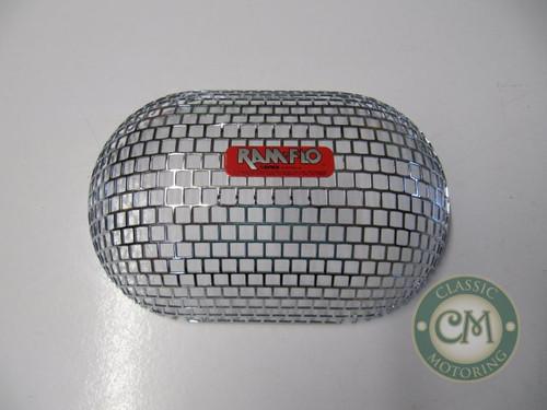 Ramflo Air Filter RF400 Chrome Shell