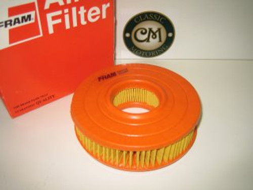 "Air Filter Element - Cooper, S & GT - Twin 1 1/4"" SU"