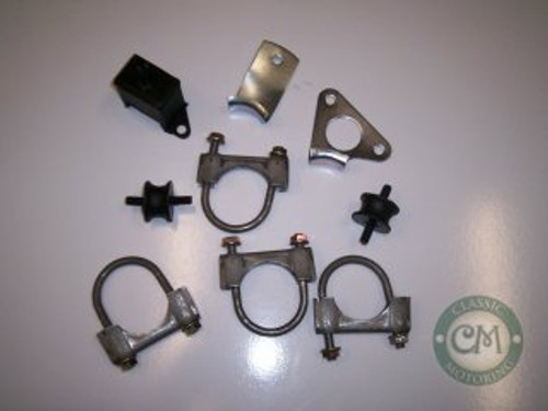 Exhaust Fitting Kit (RC40 style)