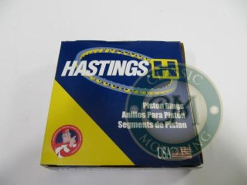 Piston Ring Set - 1275 +020 (Hastings)