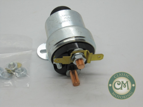 BCA4501 Starter solenoid with push button
