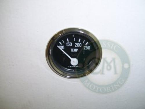 Temperature Gauge - Chrome Rim (Fahrenheit)