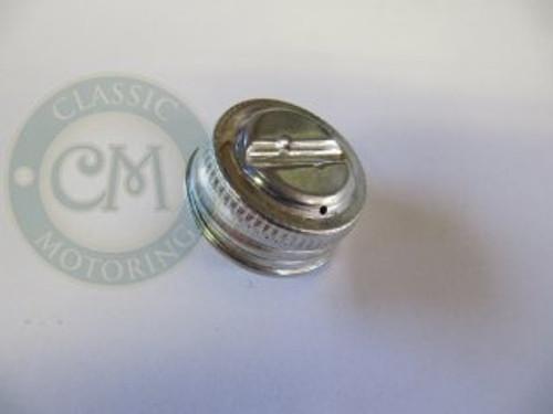 Master Cylinder Cap - Metal