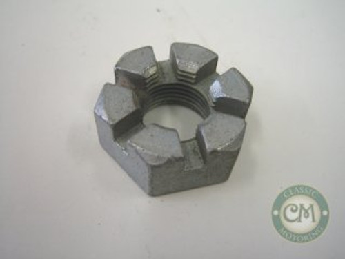 CV Joint Nut - Drum Brake