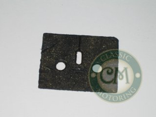 Hand Brake Cable Sealing Pad & Guide (Floor)